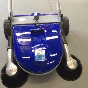 Fiorentini Mazzoni Flash 950M Walk Behind Manual Sweeper