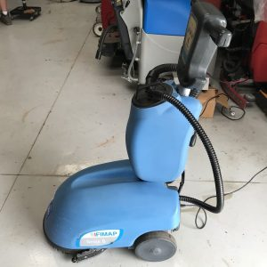Used Fimap Genie B Walk-Behind Scrubber Dryer