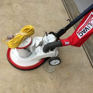 Polivac PV25 Suction Floor Polisher
