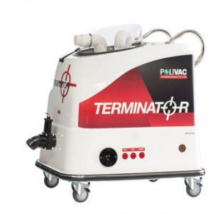 Polivac Terminator MKIII Carpet Steam Cleaning Machine