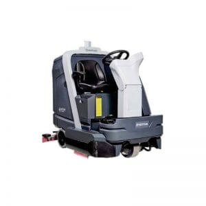 Nilfisk SC6000 Ride-On Disk Scrubber Dryer