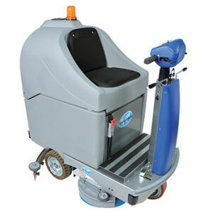 New Fiorentini ET-75 Ride On Scrubber